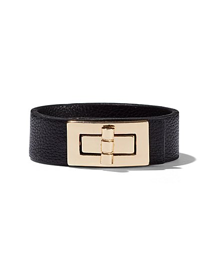 Turnlock Bracelet  - New York & Company