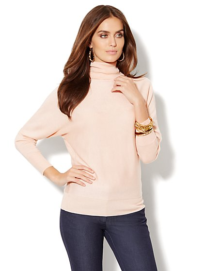 Turtleneck Dolman Sweater - New York & Company