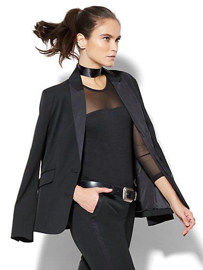 Tuxedo Jacket  - New York & Company