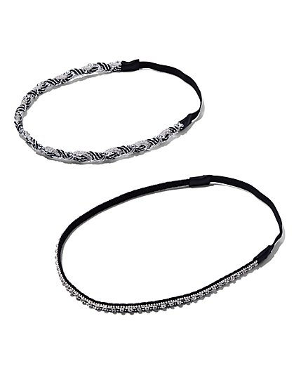 Two-Piece Headband Set  - New York & Company