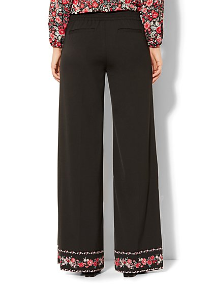 Wide Leg Pants | NY&C