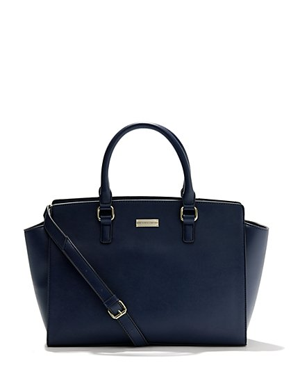 Winged Tote  - New York & Company