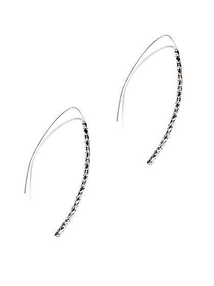 Wishbone Drop Earring  - New York & Company