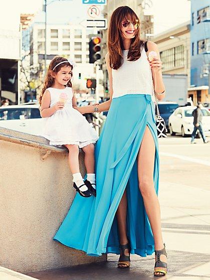 Wrap Maxi Skirt - Petite  - New York & Company