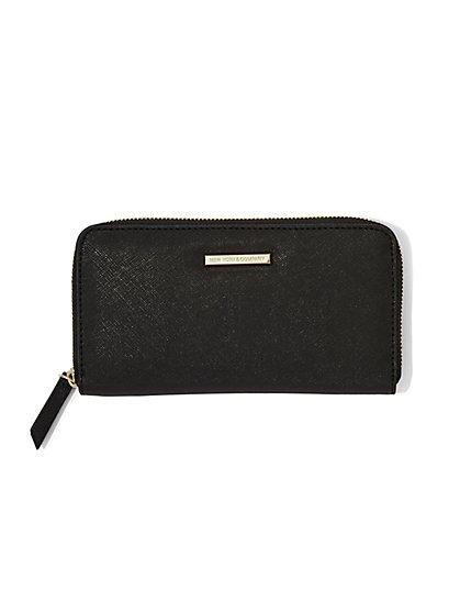 Zip-Around Wallet - New York & Company