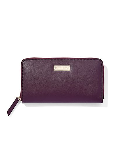 Zip-Around Wallet - New York & Company