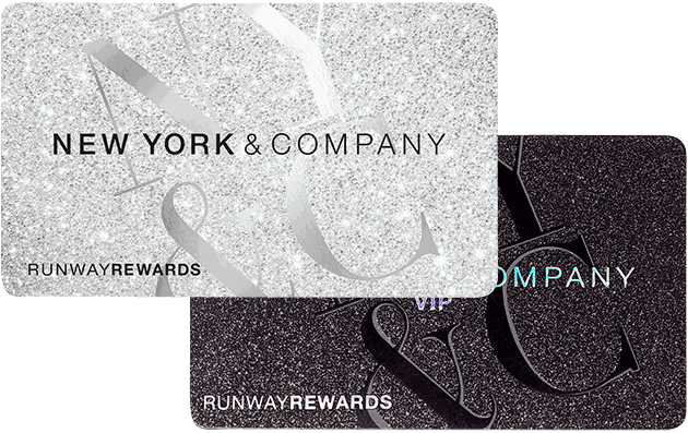 New York & Company - Runway Rewards Credit Card