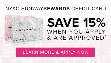 RUNWAY REWARDS - New York & Company