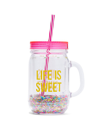 """Life Is Sweet"" Mug by New York & Company"