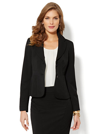7th Avenue Jacket - Two-Button - SuperStretch