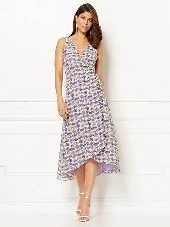 Ny Amp C Eva Mendes Collection Arsenia Wrap Dress