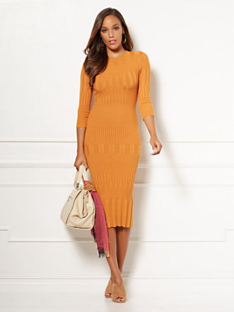 Eva Mendes Collection - Dasha Sweater Dress