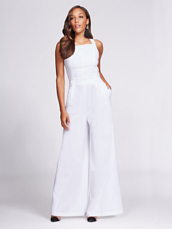 a4cc4c0a4571 NY C  Jumpsuit - Gabrielle Union Collection