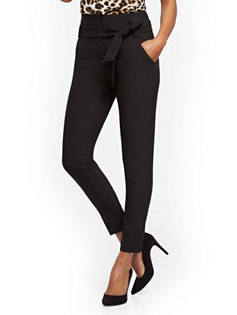 NY&Co Women's Madie Pants Black