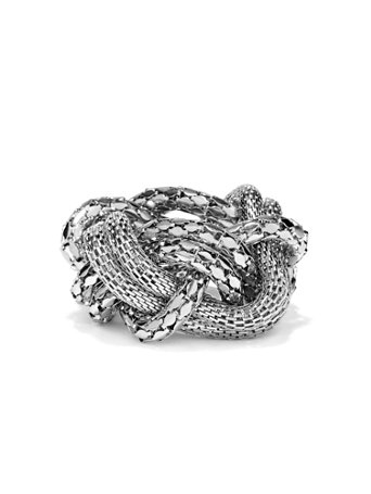 Mesh Twist Stretch Bracelet