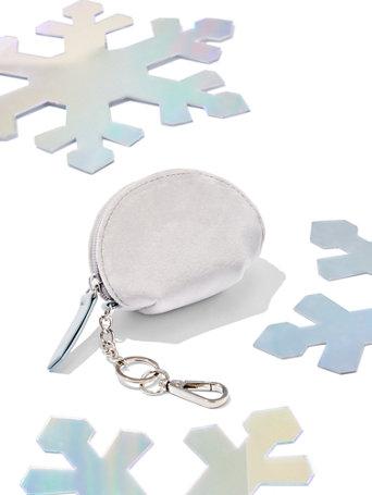 Mini Velvet Coin Purse (84256045) photo