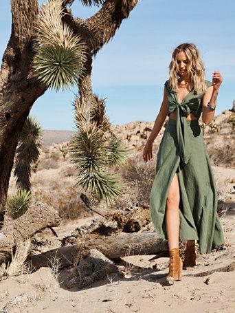 Sunbeam Maxi Dress by New York & Company