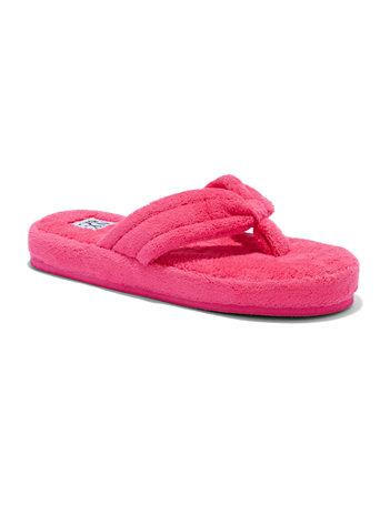 666d05221 NY C  Terrycloth Flip-Flop Sandal