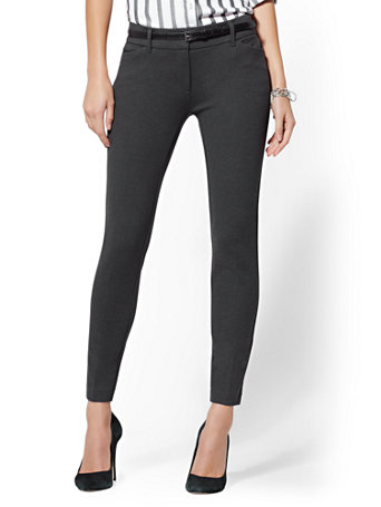 The Audrey Pant   Grey by New York & Company
