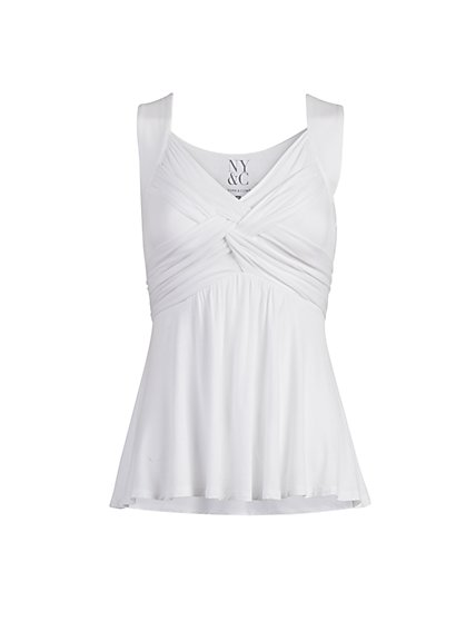 """Goddess"" Tank Top - New York & Company"