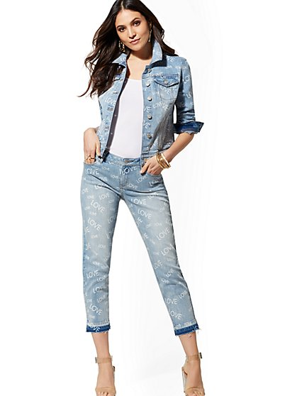e3f40f5b3b65 Women s Denim Jackets