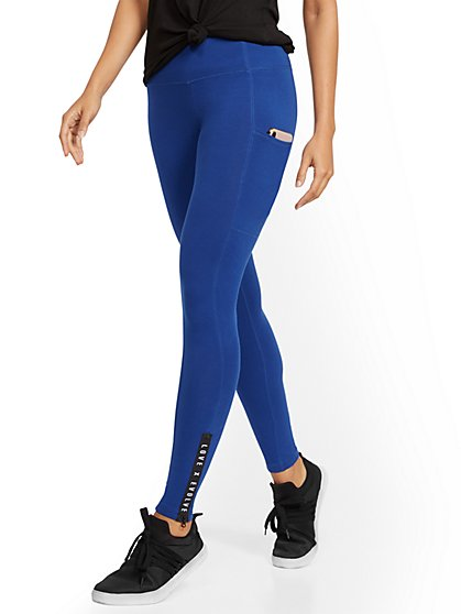"""Love x Evolve"" High-Waisted Pocket Legging - Soho Street - New York & Company"