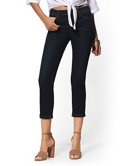 25 Inch Crop Legging - Ultimate Stretch - NY&C Runway - Soho Jeans - New York & Company