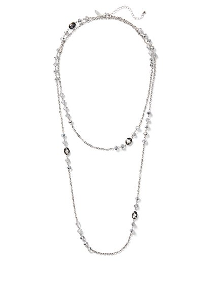 26.95 LNG GG STAT NECK - New York & Company