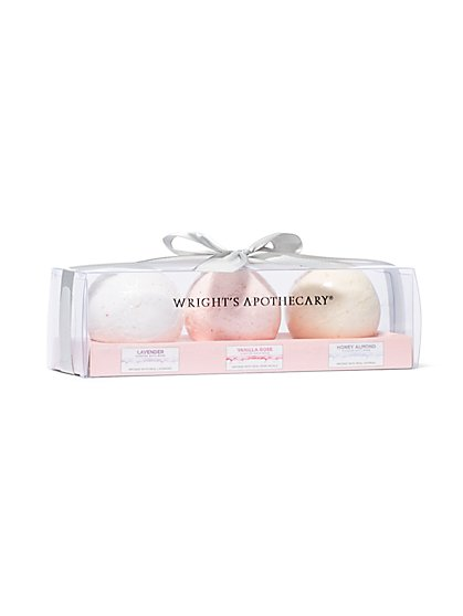 3-Piece Scented Bath Bombs Set - New York & Company