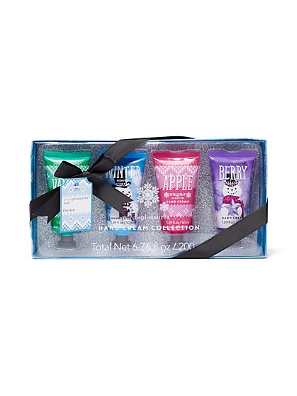 4-Piece Hand Cream Set - New York & Company