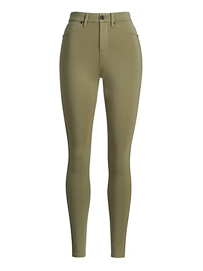 5-Pocket Skinny Ponte Pant - New York & Company