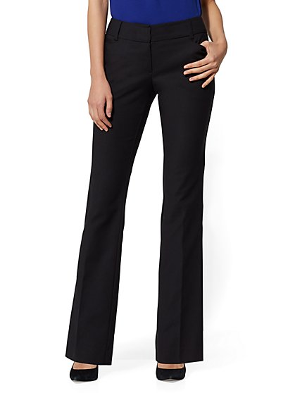 7th Avenue Pant - Curvy Bootcut - All-Season Stretch - New York & Company