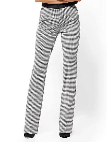7th Avenue Pant - Petite Pull-On Bootcut - Signature - New York & Company