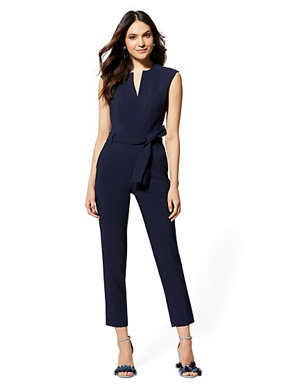 7th Avenue - Petite Madie Jumpsuit - New York & Company