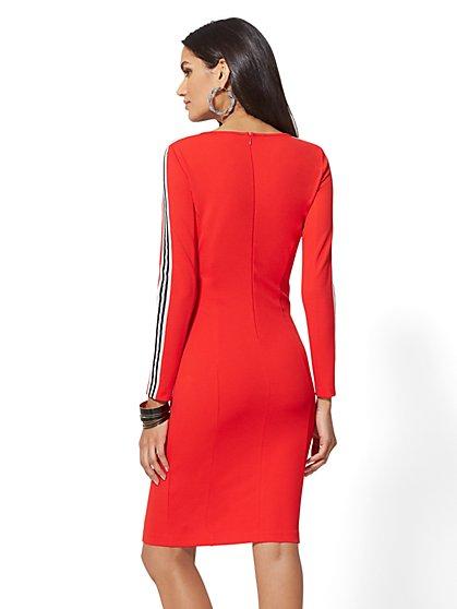 Midi Sheath Dresses New York Company
