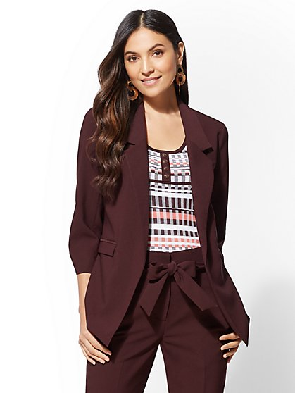 7th Avenue - Soft Madie Blazer - New York & Company