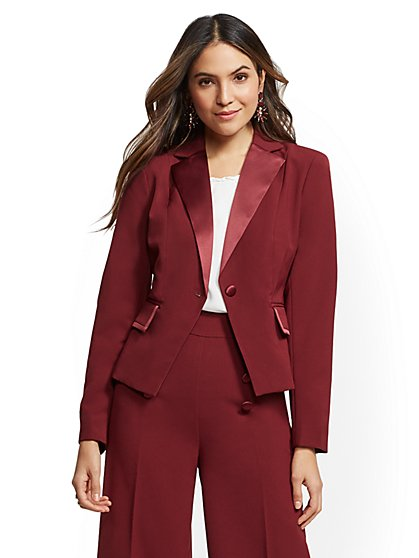 7th Avenue - Tuxedo Jacket - New York & Company