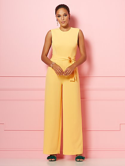 Alexia Jumpsuit - Eva Mendes Party Collection - New York & Company