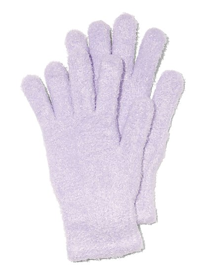 Aloe-Infused Gloves - Purple - New York & Company
