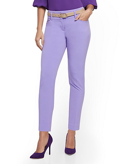 Ankle Pant - Modern - 7th Avenue - New York & Company