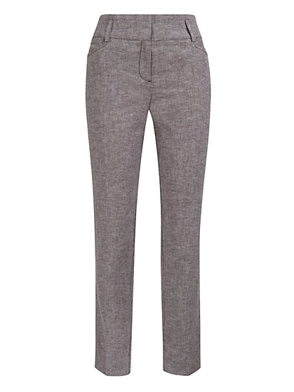 Ankle Pant - Modern Fit - 7th Avenue - New York & Company