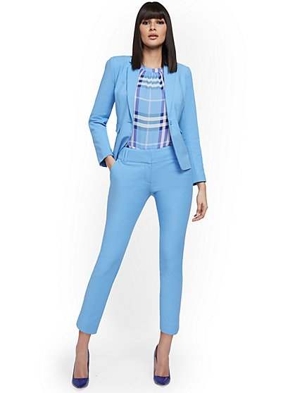 Ankle Pant - Modern Fit - All-Season Stretch - 7th Avenue - New York & Company