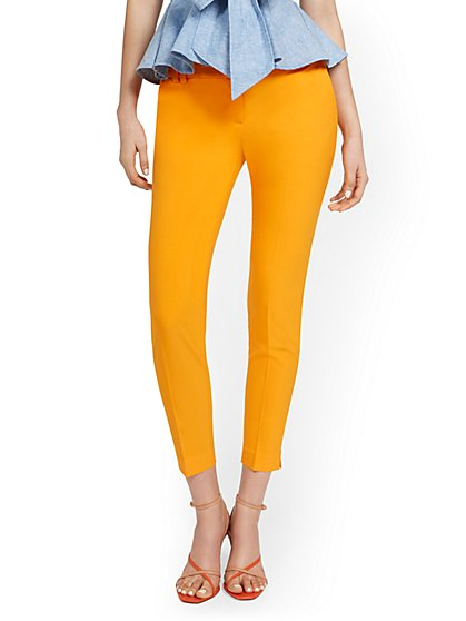 Ankle Pant - Modern Fit - Double Stretch - 7th Avenue - New York & Company