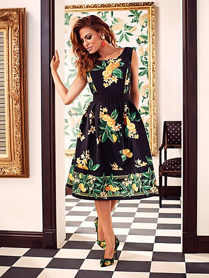 Arcadia Dress - Eva Mendes Collection - New York & Company