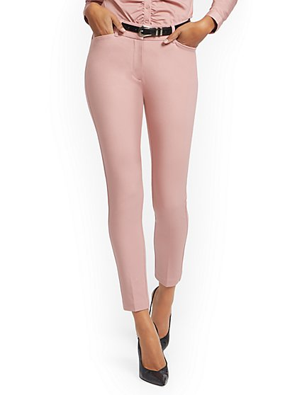 Audrey High-Waisted Ankle Pant - New York & Company