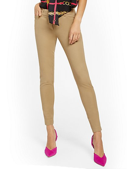 Audrey Pant - Slim Leg - Solid - New York & Company