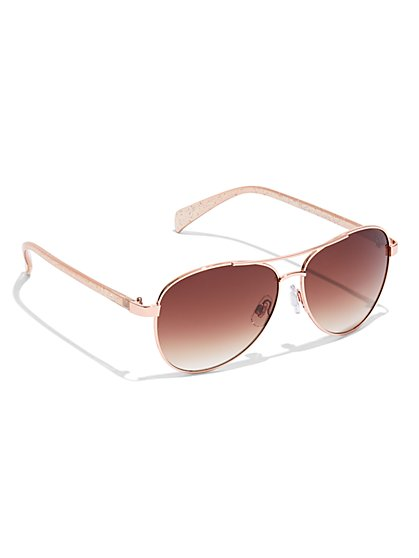 Aviator Sunglasses - New York & Company