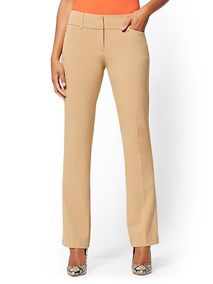 ab328bbe1 Bootcut Pants for Women | New York & Company