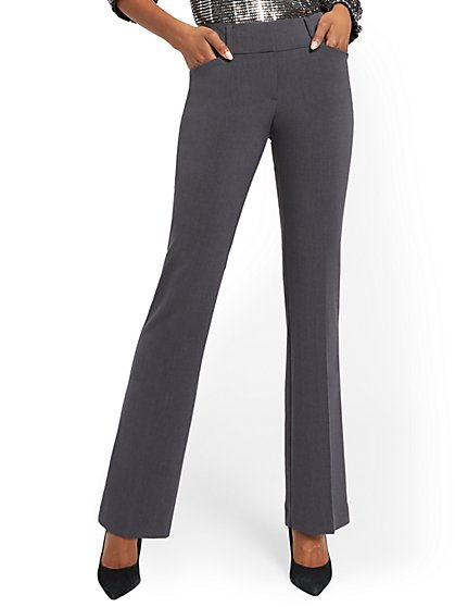 Barely Bootcut Pant - Mid Rise - Double Stretch - New York & Company