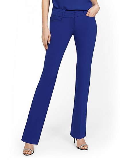 Barely Bootcut Pant - Mid-Rise - Modern Fit - Double Stretch - New York & Company